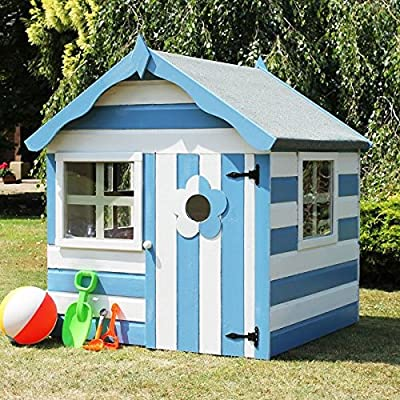 Childrens Wooden Playhouse 4 x 4 OGD085