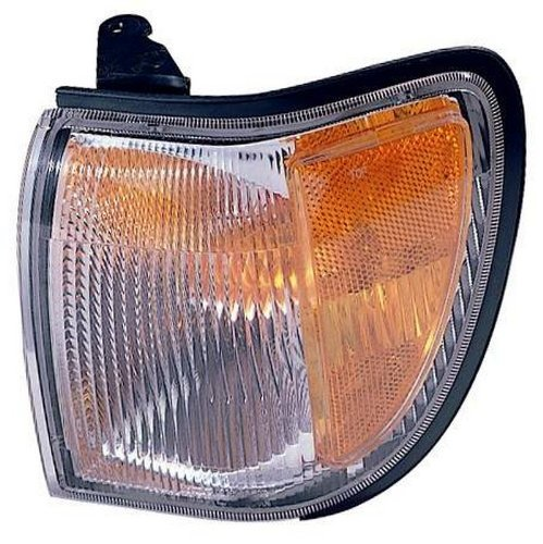 Depo 315-1534L-US Nissan Pathfinder Driver Side Replacement Parking/Signal Light Unit without Bulb Style: Driver Side (LH)