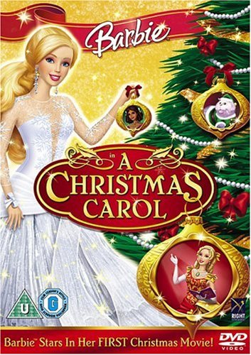Barbie In The Christmas Carol [DVD]