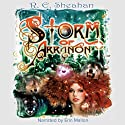 Storm of Arranon Audiobook by R. E. Sheahan Narrated by Erin Mallon