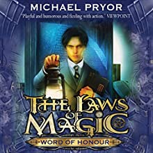 Word of Honour (       UNABRIDGED) by Michael Pryor Narrated by Rupert Degas