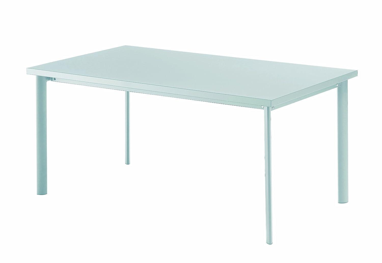 Emu 303072000 Star Tisch 307, 90 x 160 cm, pulverbeschichteter Stahl, aluminium