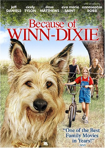 Cover art for  Because of Winn-Dixie