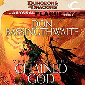 The Eye of the Chained God Audiobook
