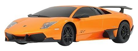 Jamara - 404001 - Maquette - Voiture - Lamborghini Murcielago Lp670-4 - Orange - 3 Pièces