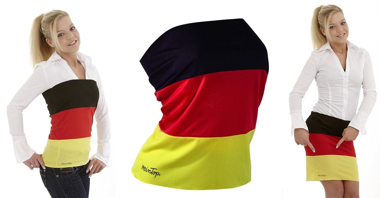 Deutschland Top und Rock Fanartikel Fußball WM 2014