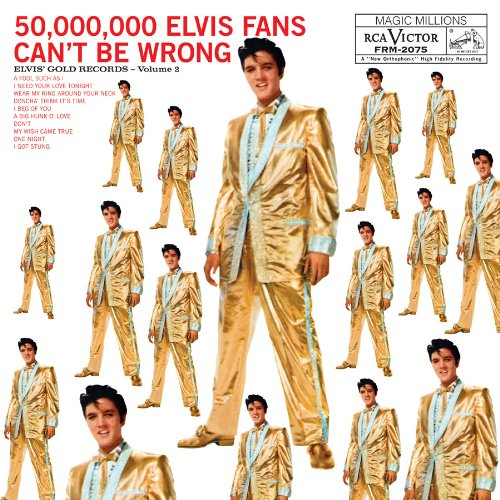 Elvis-Gold-Records-Volume-2-Analog-Elvis-Presley-LP-Record
