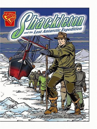 Shackleton and the Lost Antartic Expedition (Disasters in History)