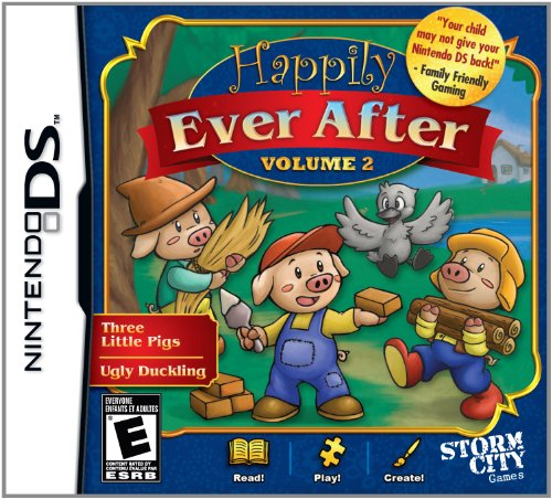 Happily Ever After: Volume 2 - Nintendo DS