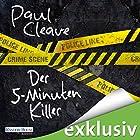 Der Fünf-Minuten-Killer (       ungekürzt) von Paul Cleave Gesprochen von: Martin Keßler