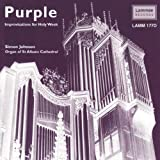 Purple: Improvisation for Holy Week St. Albans Cathedral Organ