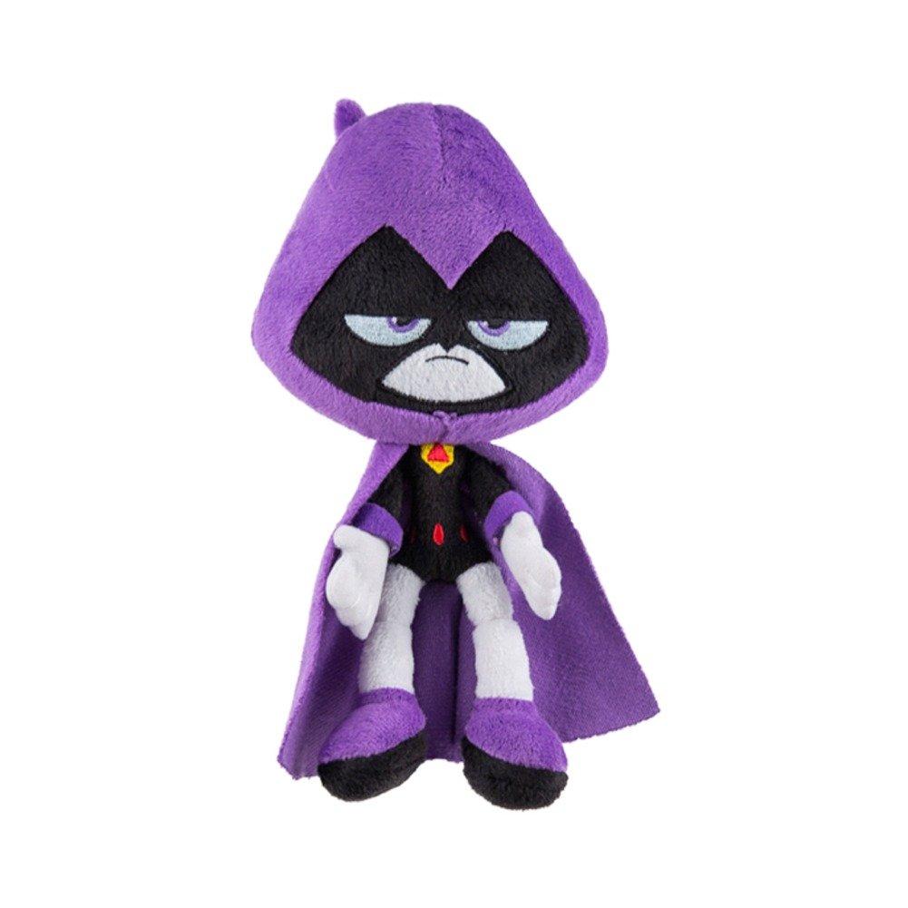 Teen Titans Toys Stuff : Teen titans go jazwares inch plush raven new free