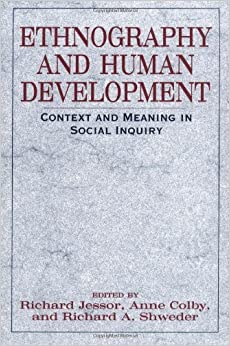 essays on ethnographic and human development Ethnography essays: over 180,000 ethnography essays, ethnography term papers, ethnography research paper allport's development of the proprium and seemingly the most enduring is erikson's psychosocial stages of development 2 / 564: human memory orginization.