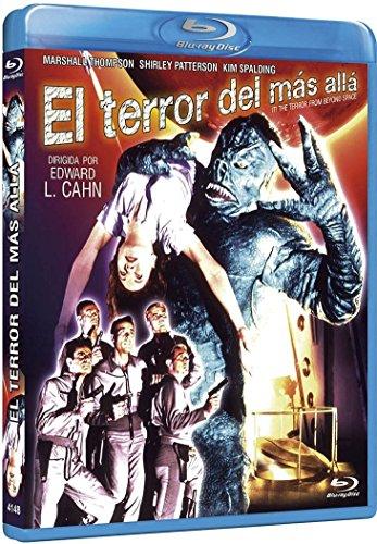 El Terror Del Más Allá Bd 1958 It! The Terror From Beyond Space (Region B) [ Non-usa Format, Import - Spain ]