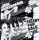 Talent for Sale by JAN AKKERMAN (2012-02-07)