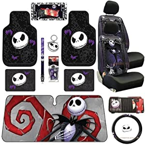 jack from nightmare before christmas car interior design. Black Bedroom Furniture Sets. Home Design Ideas