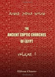 img - for The Ancient Coptic Churches of Egypt: Volume 1 book / textbook / text book