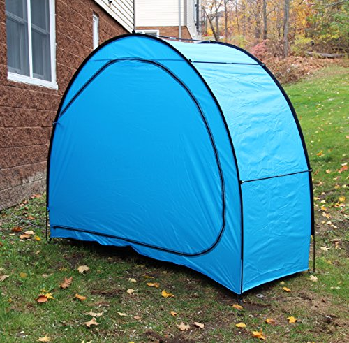 Outdoor Storage Tents : Wealers outdoor portable garage shed bicycle storage tent
