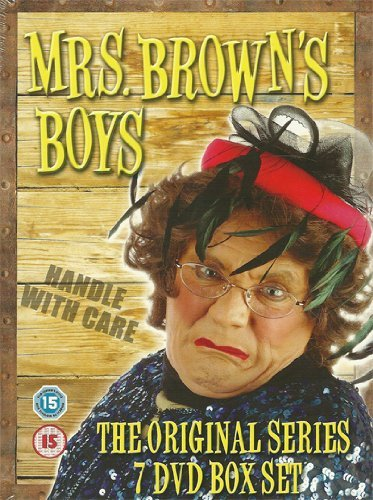 Mrs Brown's Boys - Series One (7-Disc Box Set)
