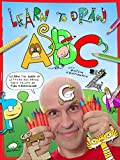 Learn To Draw ABC: Learn the shape of letters and bring them to life as fun drawings!