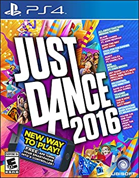 Just Dance 2016 for PlayStation 4