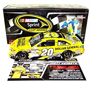 AUTOGRAPHED 2013 Matt Kenseth #20 Dollar General Racing LAS VEGAS WIN (Raced Version)... by Trackside Autographs