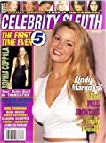 CELEBRITY SLEUTH NUMBER 34, OCTOBER 2004 CINDY MARGOLIS