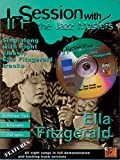 In Session with the Jazz Masters: Ella Fitzgerald-Music Book + Cd Backing tracks by Ella Fitzgerald (31-Aug-2000) Sheet music