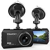 Dash Cam, QWOO Dash Camera 3