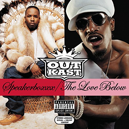 Outkast - The Love Below - Andre 3000 - Zortam Music