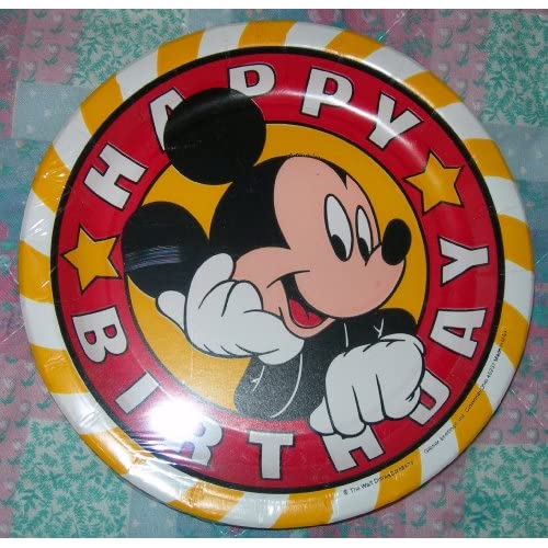 mickey mouse paper plates Mickey mouse is the most well known of all the disney characters our pin the star mickey mouse game is a fantastic game to keep the kids entertained while.