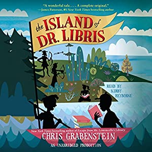 The Island of Dr. Libris Audiobook
