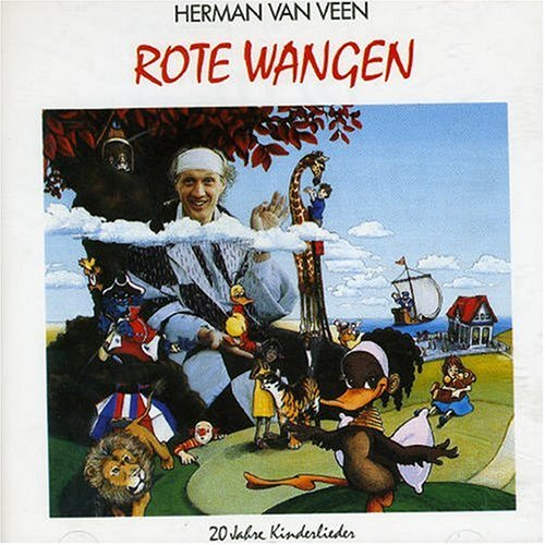 Herman Van Veen - Rote Wangen - Zortam Music
