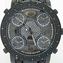 Mens Grand Master Five Time Zone Jet Bling Jacob Co Diamond Watch GM5-1B