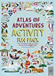 Atlas of Adventures Activity Fun Pack...