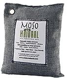 Moso Natural Air Purifying Bag 500g-Charcoal