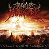 Black Storm of Violence by RAGE NUCLEAIRE (2014)