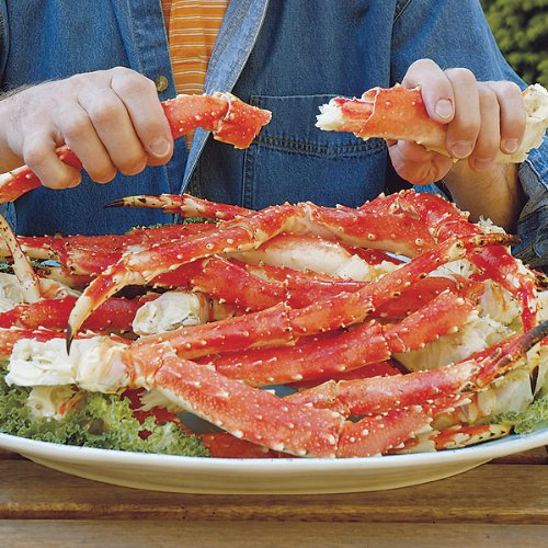 2 lbs of Alaskan King Crab Legs