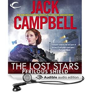 The Lost Stars: Perilous Shield: Lost Stars, Book 2 (Unabridged)