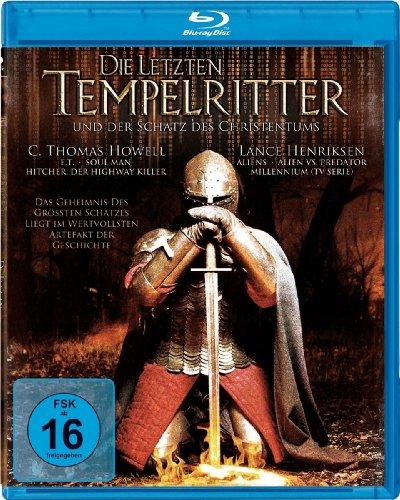 Die letzten Tempelritter und der Schatz des Christentums [Blu-ray]
