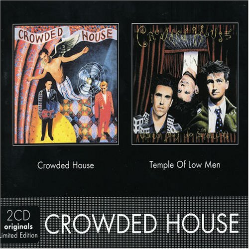Crowded House - Crowded House/Temple of Low Men - Zortam Music
