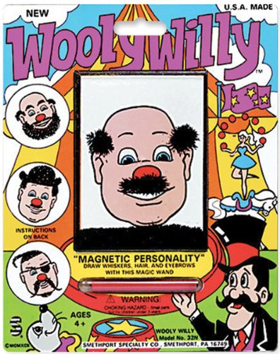 Patch Products Magnetic Personalities -Wooly Willy