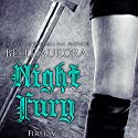 Night Fury: First Act Audiobook by Belle Aurora Narrated by Kate Zane