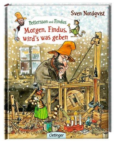 Morgen, Findus, wird's was geben das Buch von Sven Nordqvist - Preis vergleichen und online kaufen