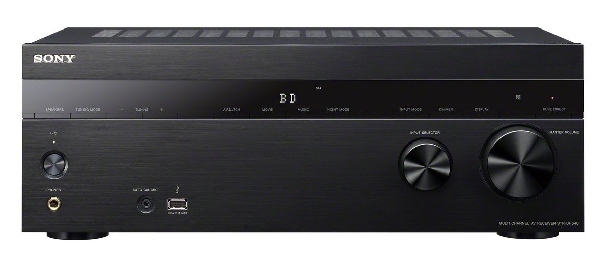 Sony STR-DH540 5.2 Channel 4K AV Receiver 725 Watt Receiver