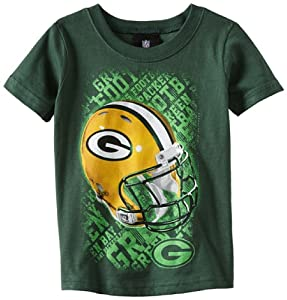 NFL Green Bay Packers Toddler Protection S/S Tee