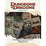Wizards of the Coast Dungeon Tiles Master Set - The City: An Essential Dungeons & Dragons Accessory