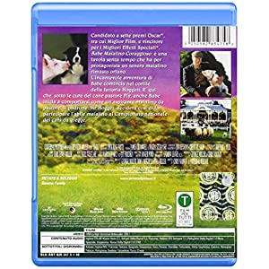 Babe maialino coraggioso [Blu-ray] [Import italien]