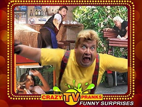 Clip: Crazy TV Pranks. Funny Surprises - Season 1