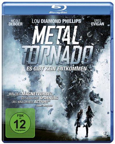 Metal Tornado - Es gibt kein Entkommen! [Alemania] [Blu-ray]